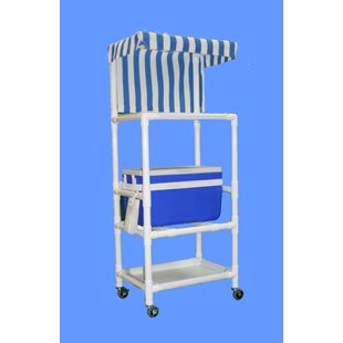Care Products, Inc. 48 Qt. E-Line Hydration Rolling Ice Cart
