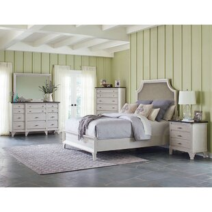 Putnamville Upholstered Platform Bed by Rosecliff Heights Great price