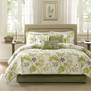 Bay Isle Home Greenville 7 Piece Comforter Set