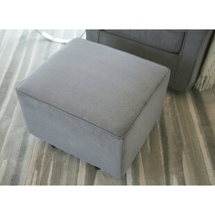Weddington Ottoman by Darby Home Co