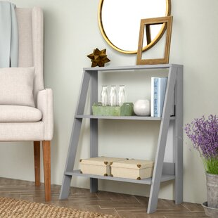 Inexpensive Imogen Ladder Bookcase by Langley Street