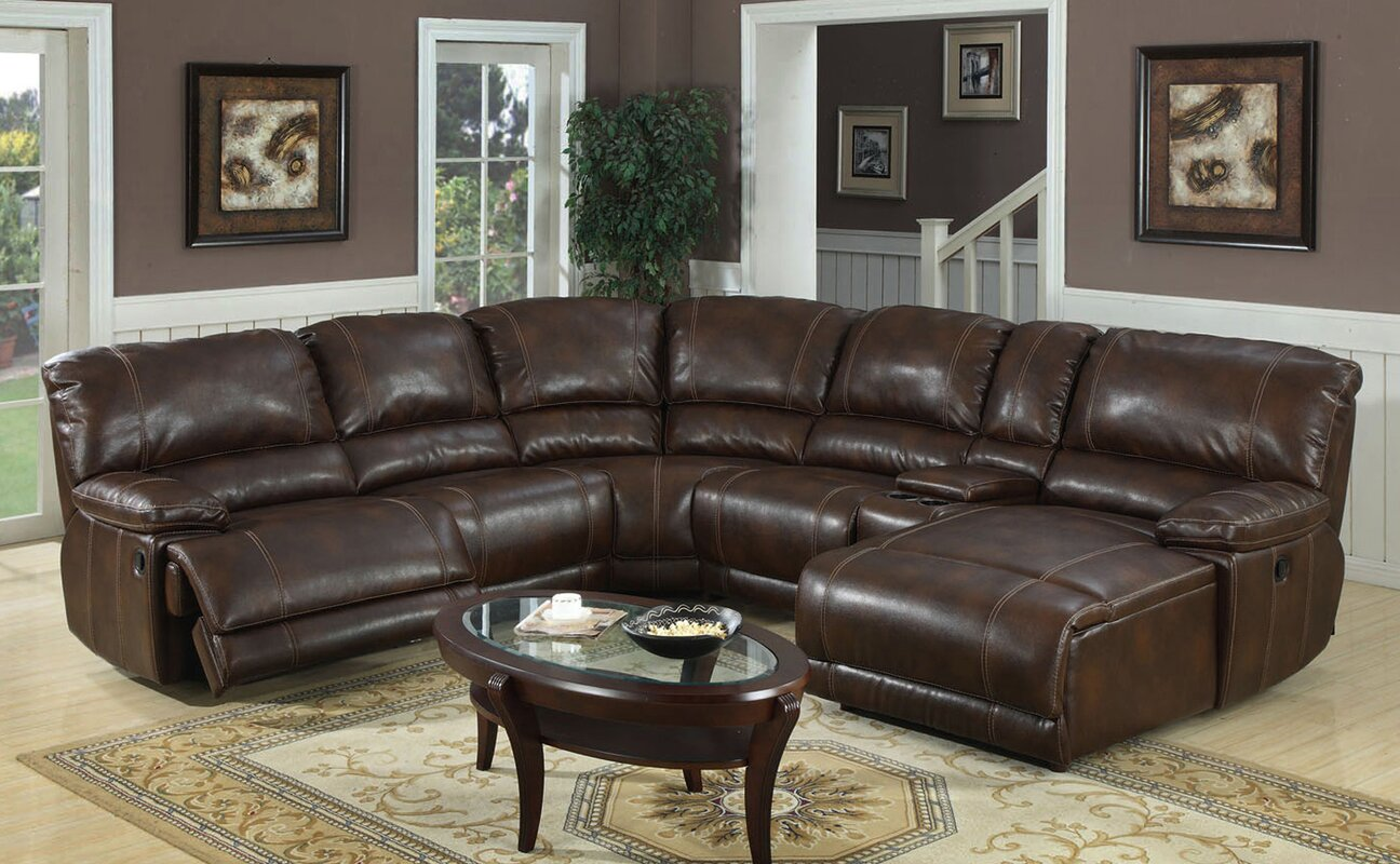 Home Theater Sectional Sofas You ll Love
