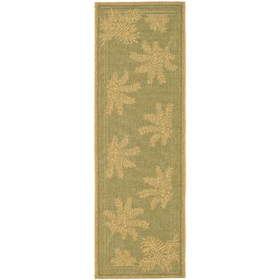 Wickford Green Indoor/Outdoor Area Rug