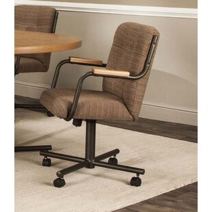 Ceasar Upholstered Dining Chair by Red Barrel Studio Today Only Sale