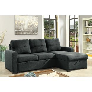 Ebern Designs Saybrook Sleeper Sectional