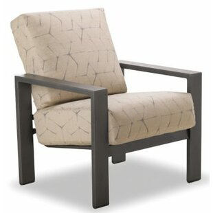Larssen Deep Patio Chair with Cushions by Telescope Casual
