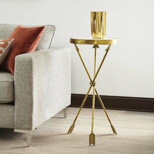 Strachan End Table by Wrou..