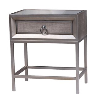 Kavia 1 Drawer Nightstand