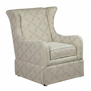 Janelle Wingback Chair by Hekman