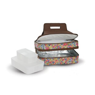 Hot and Cold Food Picnic Tote Bag