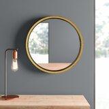 Houten Modern & Contemporary Bathroom / Vanity Mirror