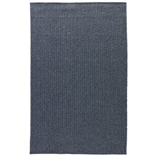 Genevrier Dark Slate Indoor/Outdoor Area Rug