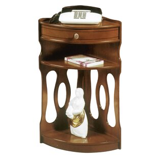 Corner Telephone Table By ClassicLiving