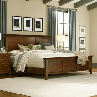 Darby Home Co Barstow Panel Bed