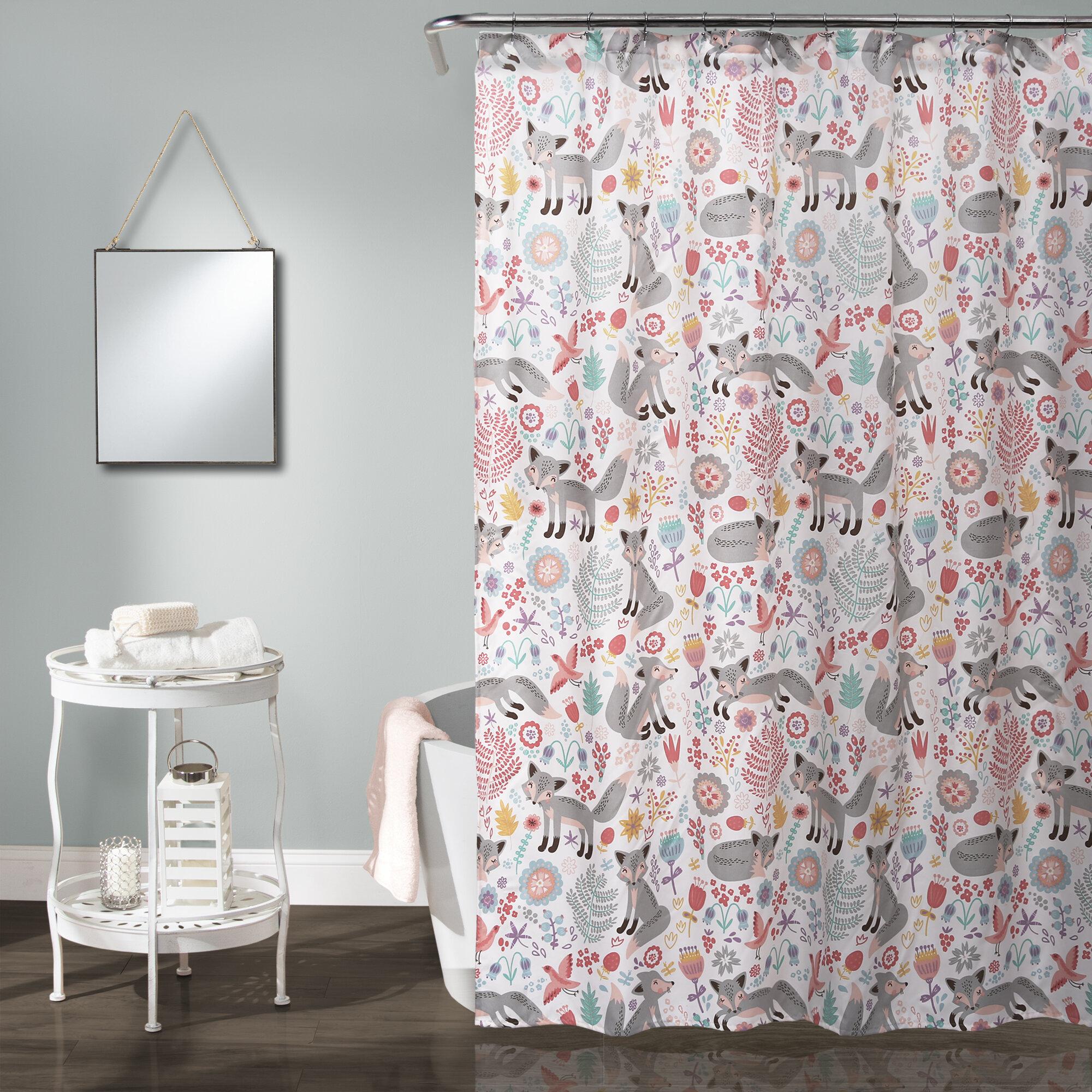 Mack Milo Levan Single Shower Curtain Reviews Wayfair