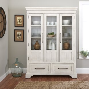 Trisha Yearwood Home Universal Lighted China Cabinet