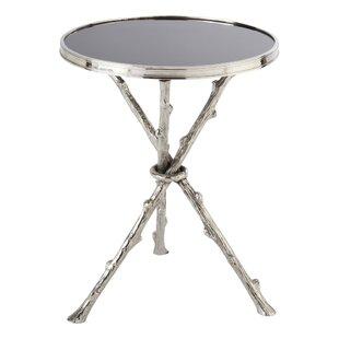 Comparison End Table by Global Views