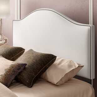 Doleman Nail Button Upholstered Panel Headboard by Willa Arlo Interiors Read Reviews