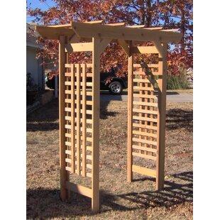 Threeman Products Classic Wood Arbor
