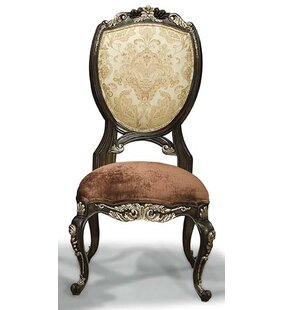 Fiore Upholstered Dining Chair by Benetti..