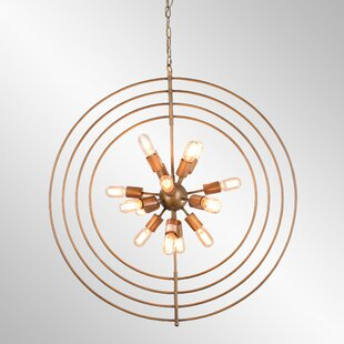 George Oliver Peter 16-Light Chandelier