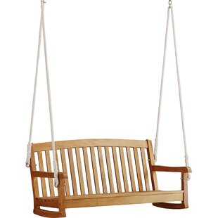 Portland Teak Porch Swing