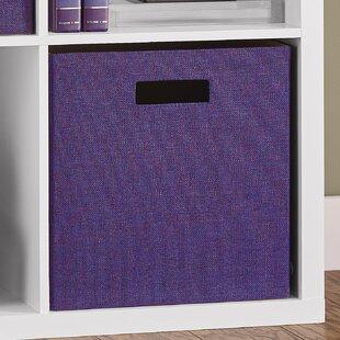 Save & Purple Storage Boxes Bins Baskets u0026 Buckets Youu0027ll Love   Wayfair
