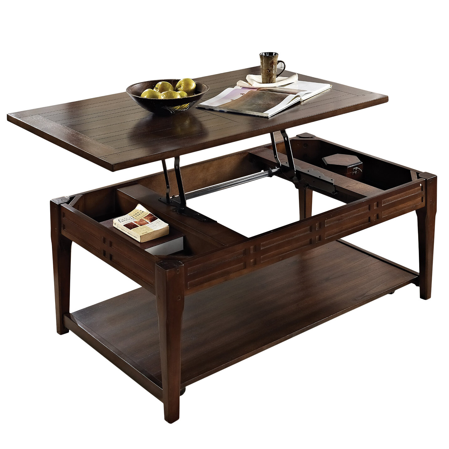 taffette coffee plans lift sebring top space table extra double with designs modern