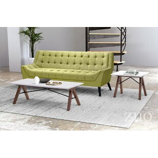Melillo 2 Piece Coffee Table Set