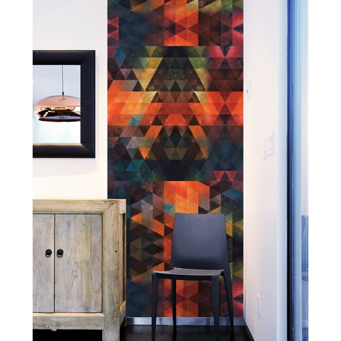 4 X 24 Peel And Stick Wallpaper Roll