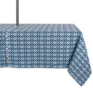 Beau Brunson Outdoor Zipper Umbrella Table Cloth
