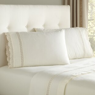 Birch Lane™ Claire Crocheted Sheet Set