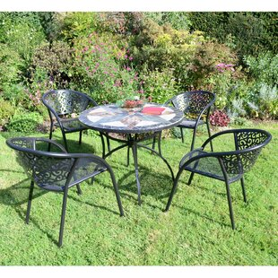 Summerfield 4 Seater Dining Set By Sol 72 Outdoor