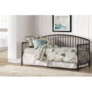 McTee Twin Daybed with Trundle by August Grove