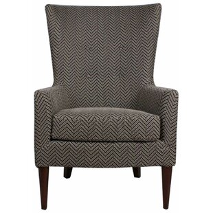 Union Rustic Thoreson Wing back Chair