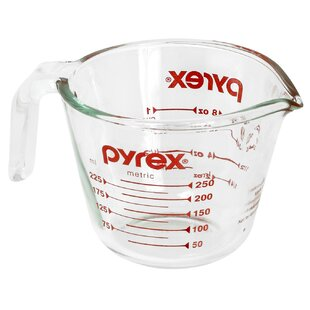 1 Cup Clear Measuring Cup (Set of 6) By World Kitchen
