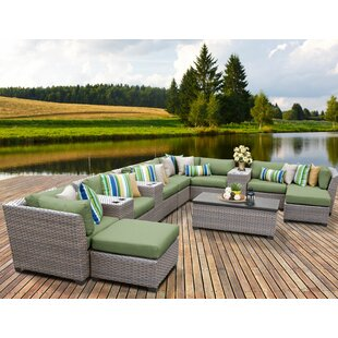 TK Classics Florence 14 Piece Sectional S..