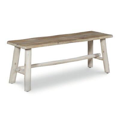 Surprising Emerita Wooden Picnic Bench Millwood Pines Size 165 H X 433 Creativecarmelina Interior Chair Design Creativecarmelinacom