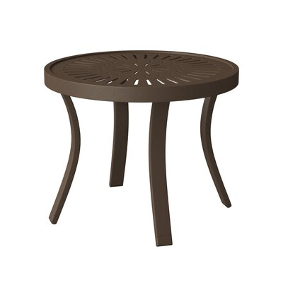 La'Stratta Metal Coffee Table by Tropitone Looking for