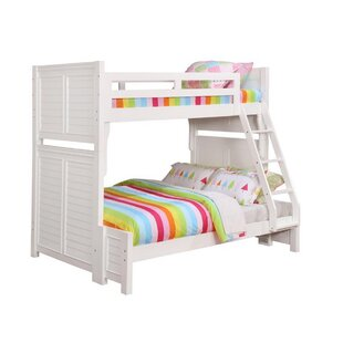Werner Twin Over Full Bunk Bed by Harriet Bee