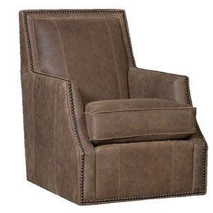 Cruse Swivel Club Chair by Darby Home Co