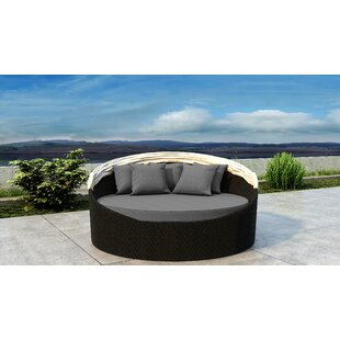 Gillham Patio Daybed with Sunbrella Cushion
