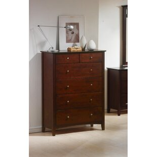 Winston Porter Dighton 6 Drawer Chest
