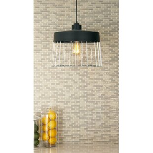 Wrought Studio Sigman 1-Light Pendant