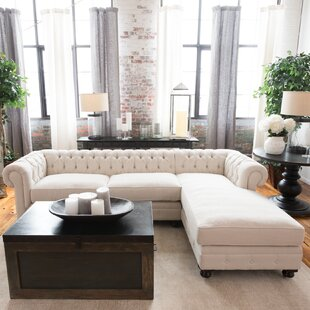 Fiske Sectional Collection by Darby Home Co
