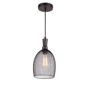 Whitfield Lighting Alec 1-Light Cone Pendant