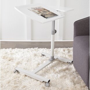 Ergonomic Adjustable Laptop Cart by Haaken Furniture