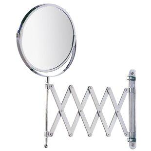Wenko Inc Cosmetic Telescopic Arm Wall Mirror