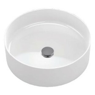 Toto Arvina Vitreous China Circular Vessel Bathroom Sink