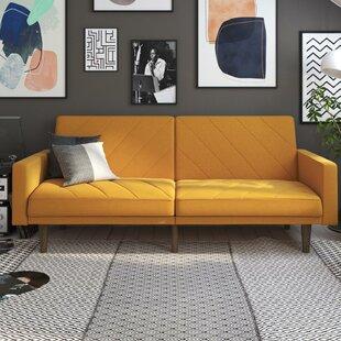 Mustard Yellow Couch Wayfair Ca